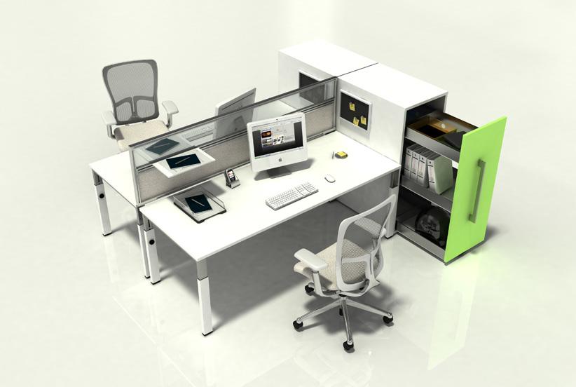 Aménagement en mobilier de bureau en finistère quimper à brest